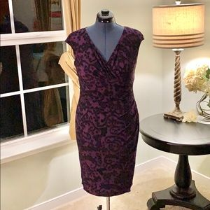 Ralph Lauren Dresses - Ralph Lauren Pull On Fitted Dress Size 10